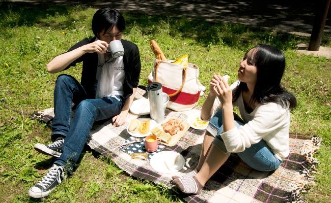 ピクニックデート