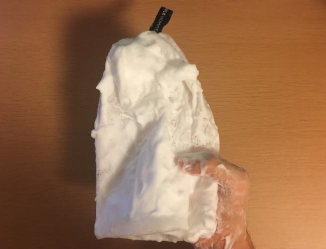 バルクオムネット泡