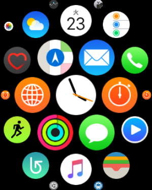 Apple Watchアプリ一覧