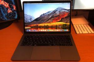 MacBook Pro2017徹底レビュー!MacBook Airから乗り換えて感じた8つの事