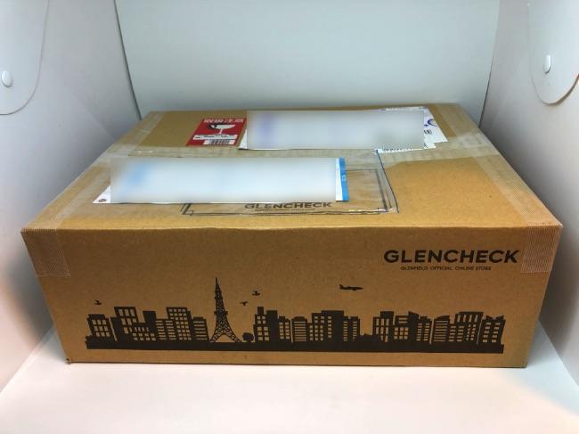 GLENCHECK-配送箱