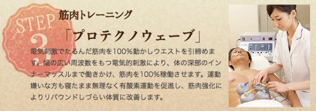 シーズラボ痩身コースSTEP2