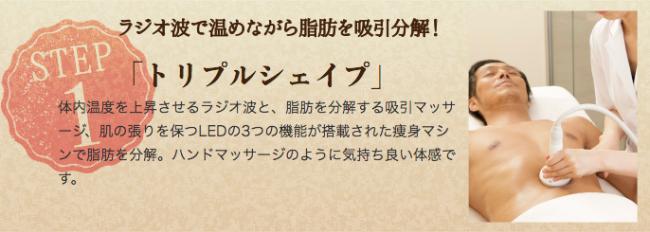 シーズラボ痩身コースSTEP4