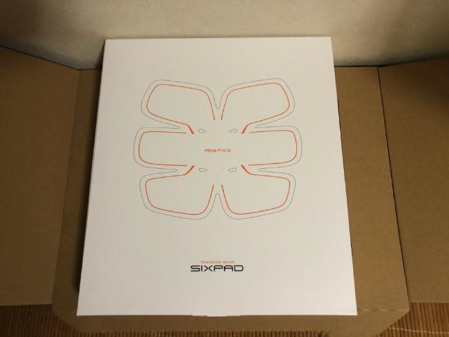 SIXPADのパッケージ