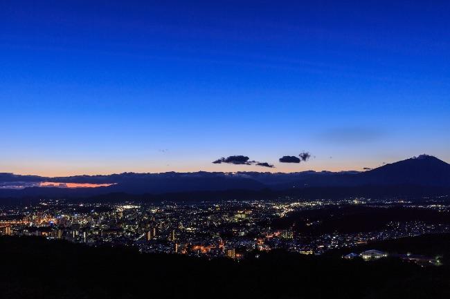 夜景の見える場所