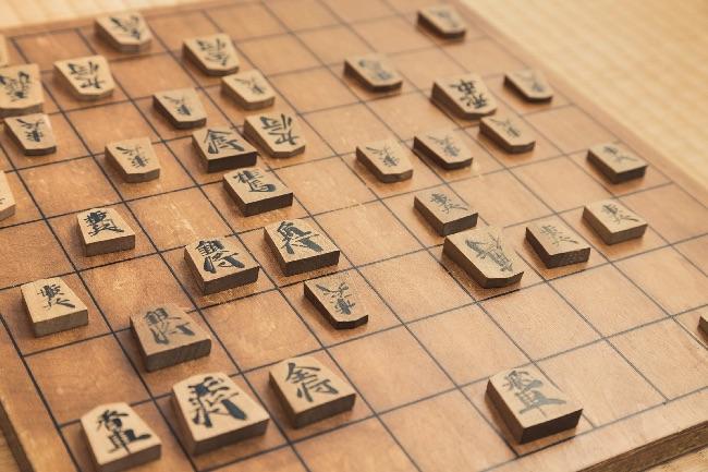 趣味の将棋