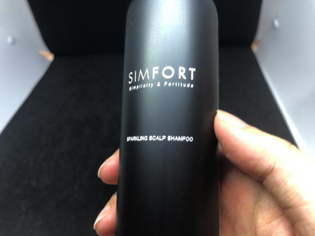 SIMFORTの表面