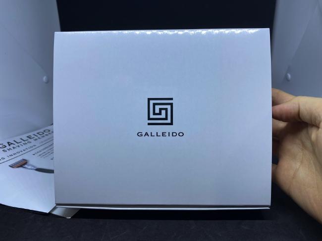 ガレイドプレミアムパルファムのパッケージ