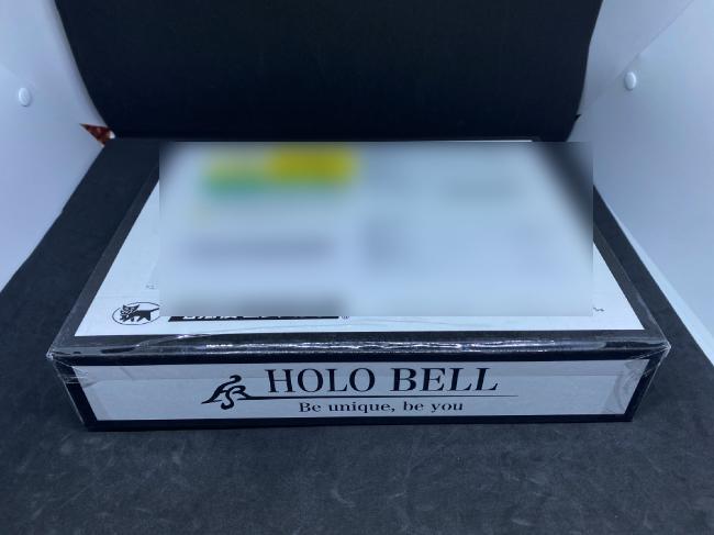 HOLOBELL配送箱