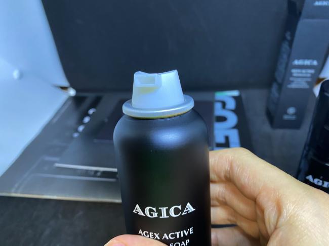 AGICAスキンケア洗顔のスプレー
