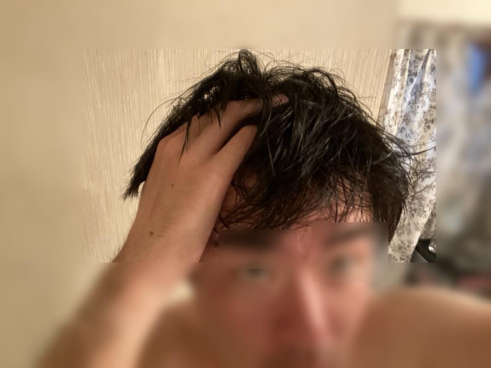 LIPPSベーススタイリングオイルを髪に使ってみた